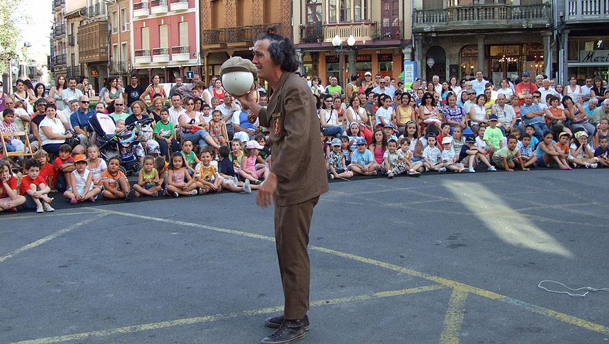 Filamento el Farolero - Espectáculo callejero