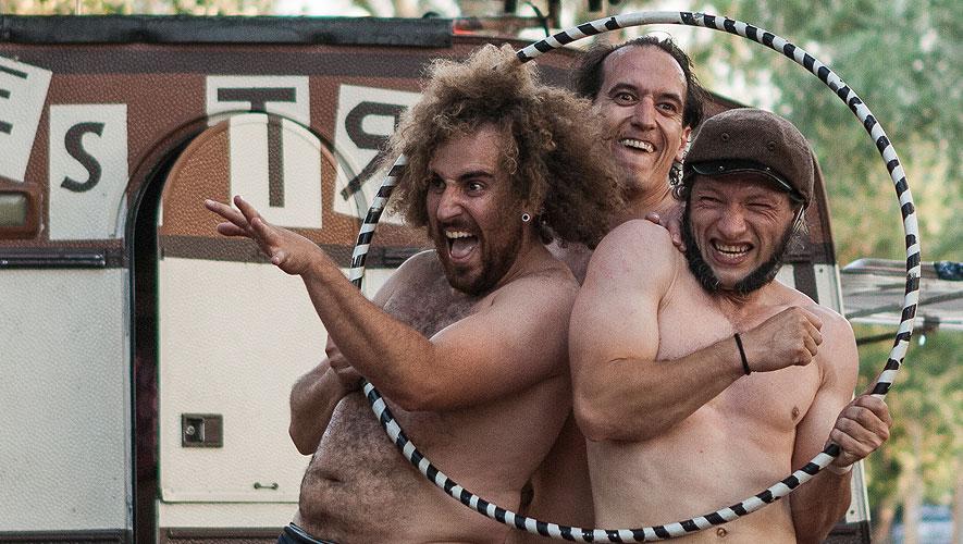 The Funes Troup - Espectáculo de acrobacias