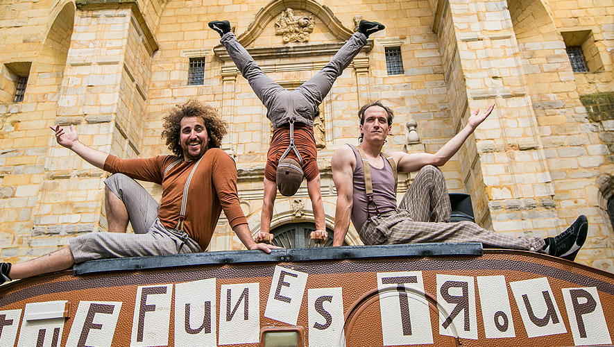 The Funes Troup - Espectáculo de humor absurdo